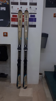 Rossignol  Axium  T-Power  Skis  -  Used  160