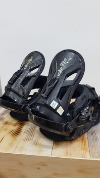 Endeavor  S2  Snowboard  Bindings  -  Used