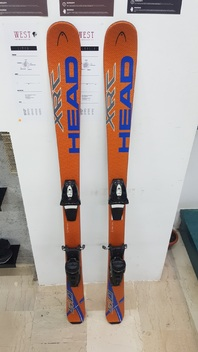 Head  XRC  50  Skis  -  Used  137