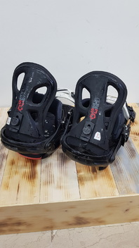 Endeavor  S3  Snowboard  Bindings  -  Used