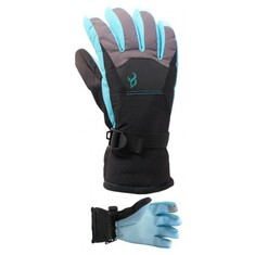 Demon  Cobalt  Gloves