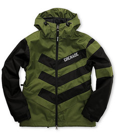 Grenade  Chevron  Jacket